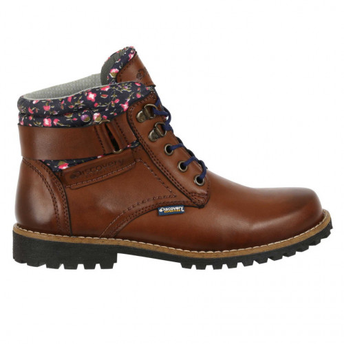 Botas Outdoor Discovery Expedition Nattai Cafe Mujer