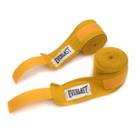 Venda Boxeo Everlast 100 Algodon 180in (4.57 m) Amarillo