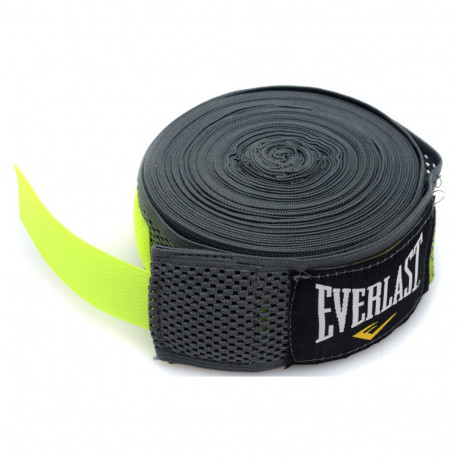 Venda Boxeo Everlast Flexcool 180in (4.57 m) Gris
