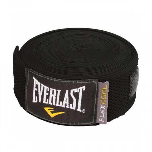 Venda Boxeo Everlast Flexcool 180in (4.57 m) Negro