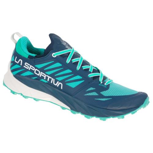 Tenis Trail Running La Sportiva Kaptiva Azul Mujer