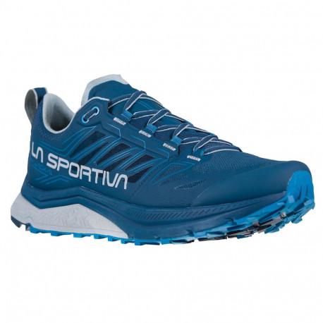 Tenis Trail Running La Sportiva Jackal Azul Hombre