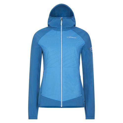 Chamarra Escalada La Sportiva Kobik Azul Mujer