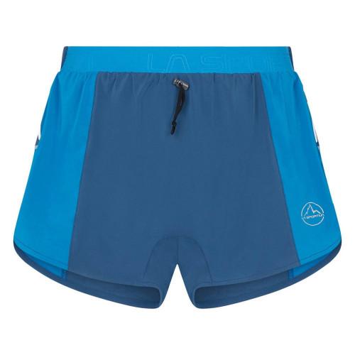 Short Trail Running La Sportiva Auster Azul Hombre