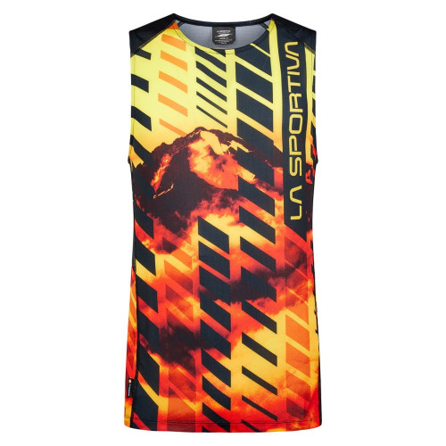 Tank Top Escalada La Sportiva Slipstream Negro Hombre