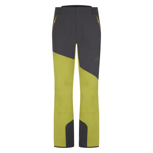 Pantalon Montañismo La Sportiva Axiom Gris Hombre