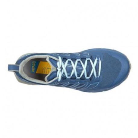 Tenis Trail Running La Sportiva Jackal Azul Mujer