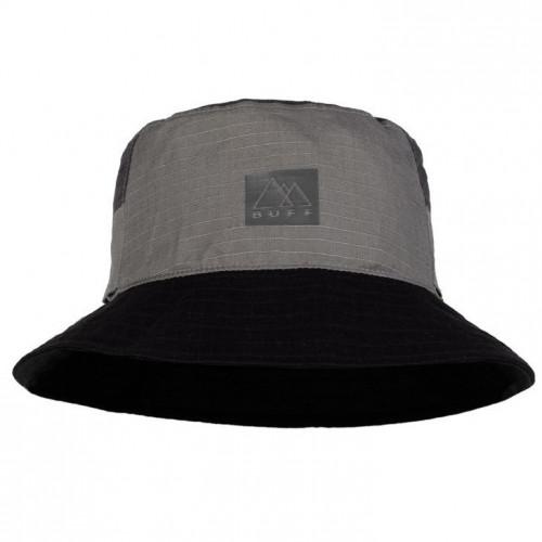 Sombrero Outdoor Buff Sun Bucket Hak Gris
