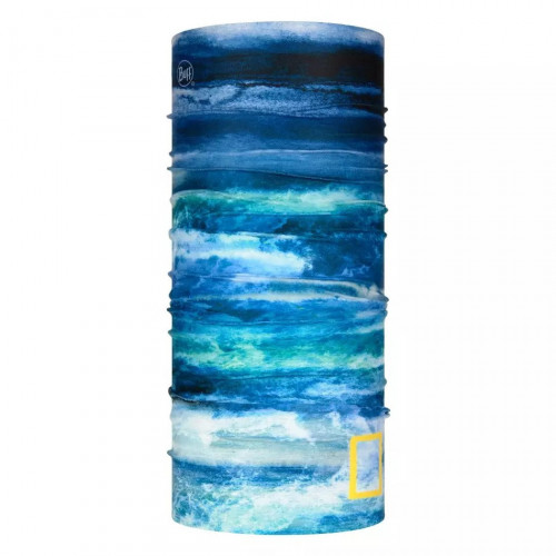 Tubular Outdoor Buff CoolNet UV+ National Geographic Zankor Azul