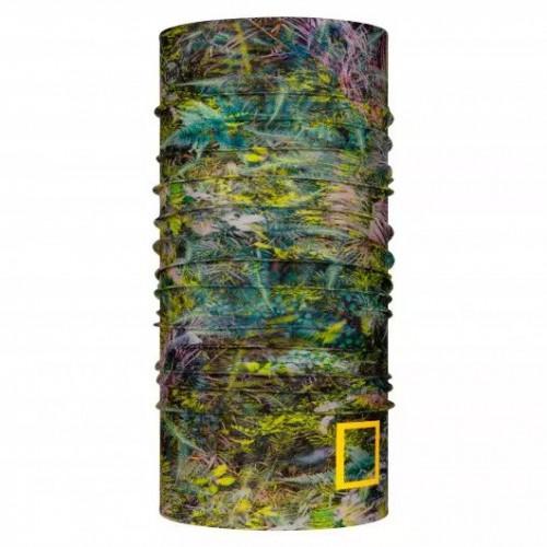 Tubular Outdoor Buff CoolNet UV+ National Geographic Uwe Verde