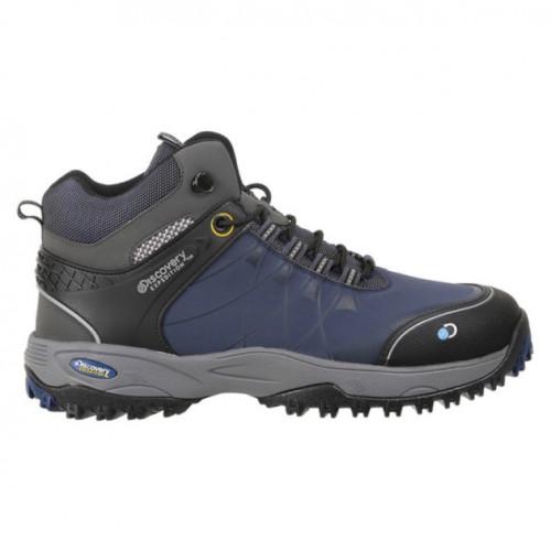 Botas Senderismo Discovery Expedition Banff Azul Hombre