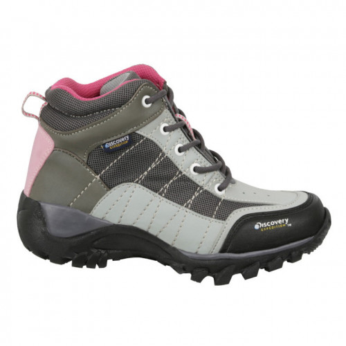 Botas Senderismo Discovery Expedition Sochi Gris Mujer