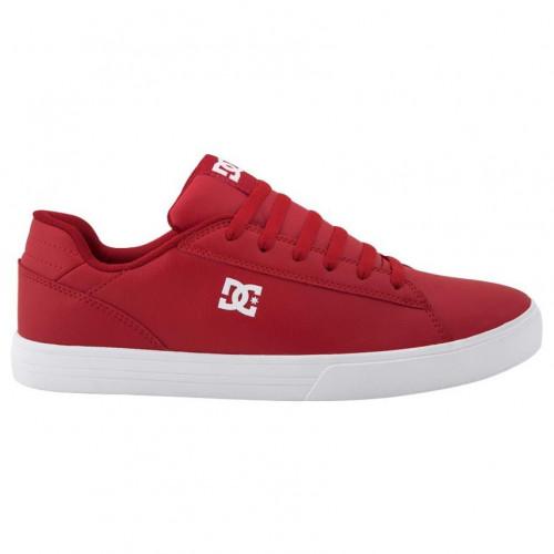 Tenis Skateboarding DC Shoes Notch SN Rojo Mujer