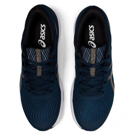 Tenis Running Asics Patriot 12 Azul Hombre