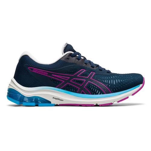 Tenis Running Asics Gel-Pulse 12 Azul Mujer