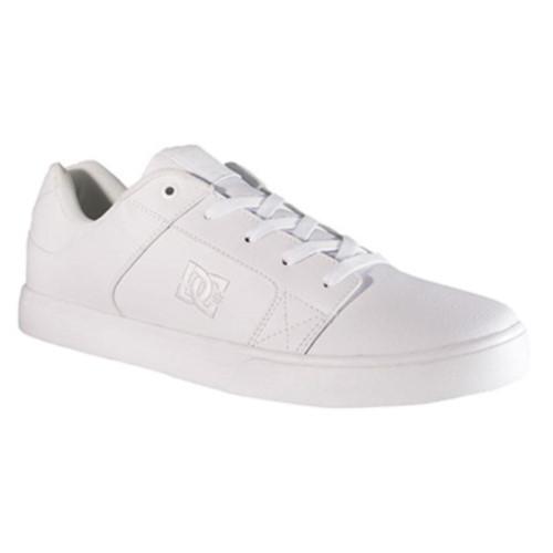 Tenis Skateboarding DC Shoes Method SN Blanco Hombre