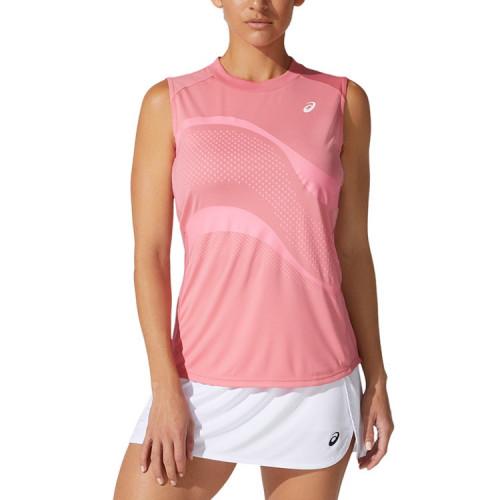 Tank Top Tennis Asics GPX Rosa Mujer