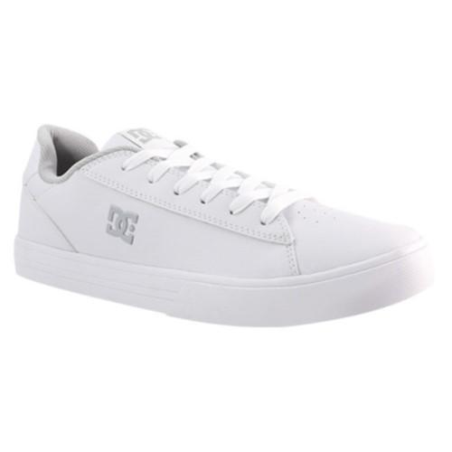 Tenis Skateboarding DC Shoes Notch SN Blanco Hombre