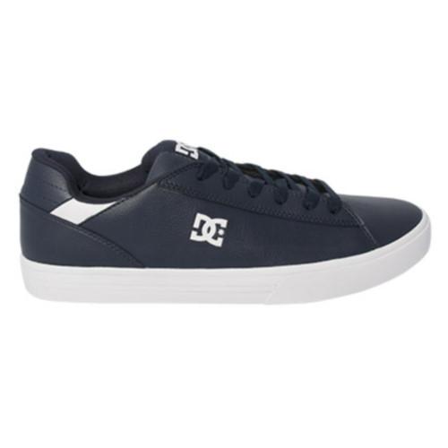 Tenis Skateboarding DC Shoes Notch SN Azul Hombre