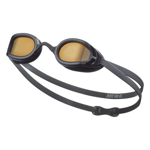 Goggles Natación Nike Swim Legacy Polarized Dorado