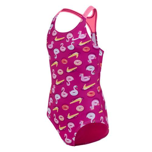 Traje de baño Playa Nike Swim Pool Party Rosa Kids