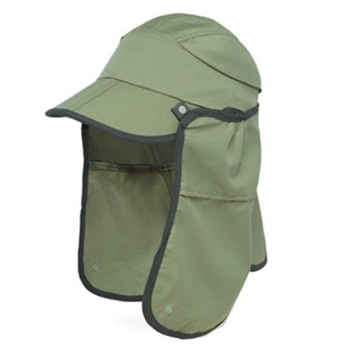 Gorra Outdoor Sunday Afternoons Sun Guide UPF 50+ Verde