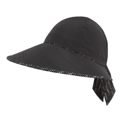 Sombrero Outdoor Sunday Afternoons Sun Seeker UPF 50+ Negro Mujer