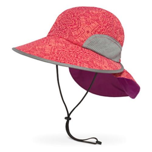 Sombrero Sunday Afternoons Outdoor Sport UPF 50+ Rojo