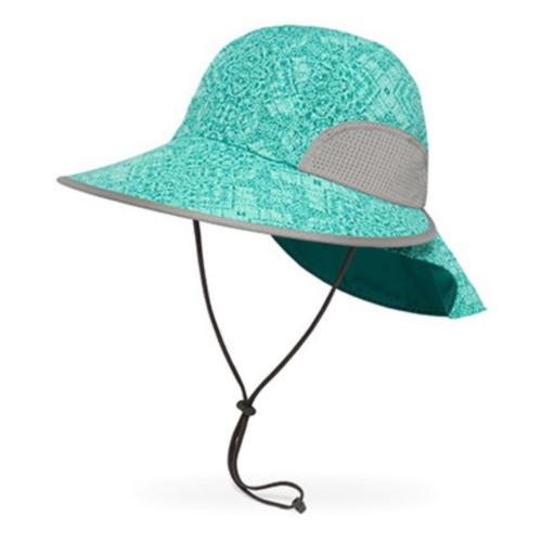 Sombrero Sunday Afternoons Outdoor Sport UPF 50+ Verde