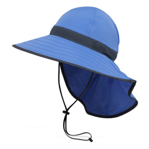 Sombrero Sunday Afternoons Outdoor Shade Goddess UPF 50+ Azul Mujer