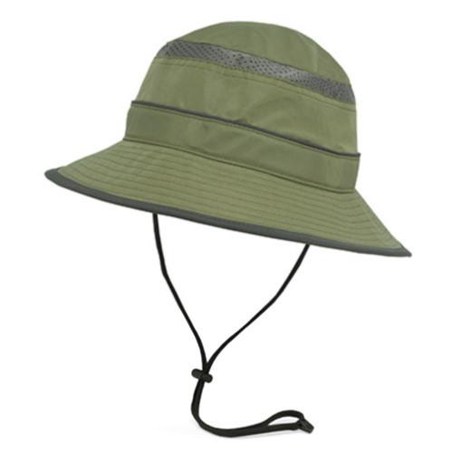 Sombrero Outdoor Sunday Afternoons Solar Bucket UPF 50+ Verde