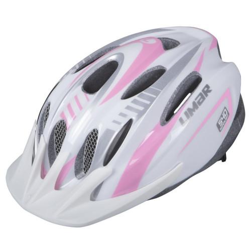 Casco Ciclismo Limar 540 superlight Plateado