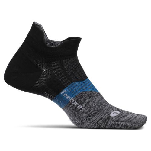 Calcetines Running Feetures Light No Show Negro