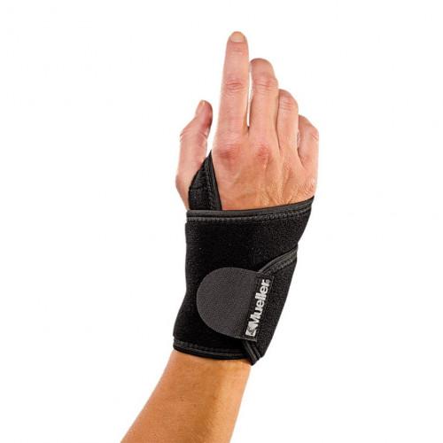 Muñequera Mueller sports medecine Fitness Wraparound Wrist Support Negro