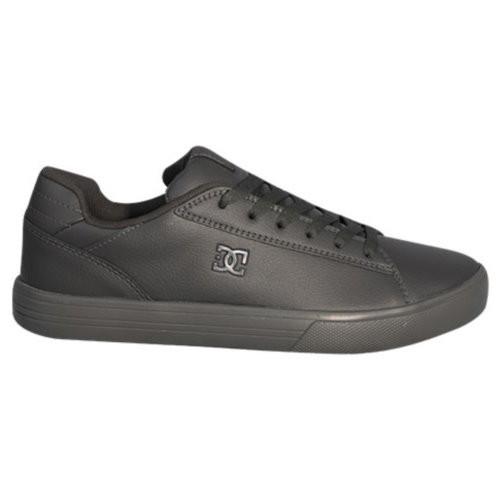 Tenis Skateboarding DC Shoes Notch SN Gris Hombre