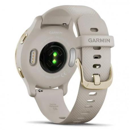 Reloj Garmin Wellness Venu 2S Beige