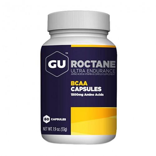 BCAA´S capsulas de aminoacidos ramificados (60pz)