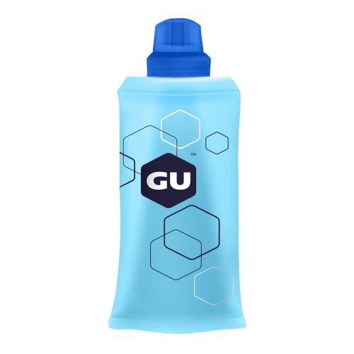 Botella GU Energy Running Flask Para 5 Servicios Azul