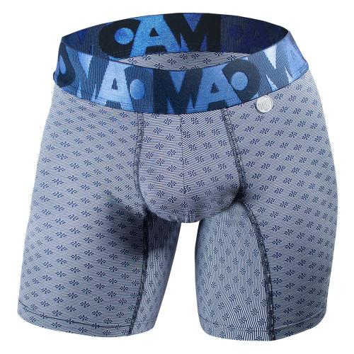 Boxer MAO Fitness Boss Azul Hombre