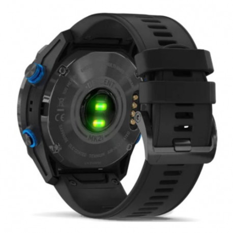 Reloj Garmin Buceo Descent Mk2I T1 Bundle Negro