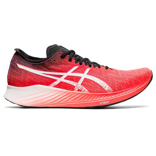 Tenis Running Asics Magic Speed Rojo Hombre