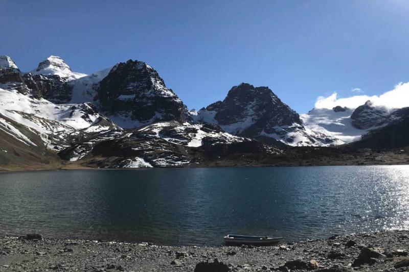 Coordillera Real:  de los Andes al Salar Uyuni