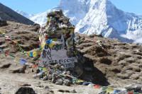 Caminata al campo base del Everest