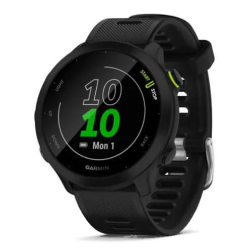 Reloj Garmin Running Forerunner 55 Negro