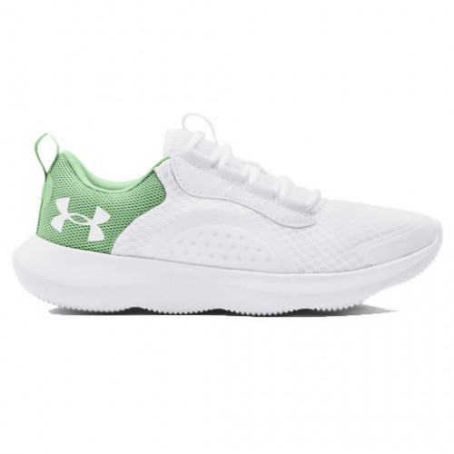 Tenis Under Armour Running Victory Blanco Mujer