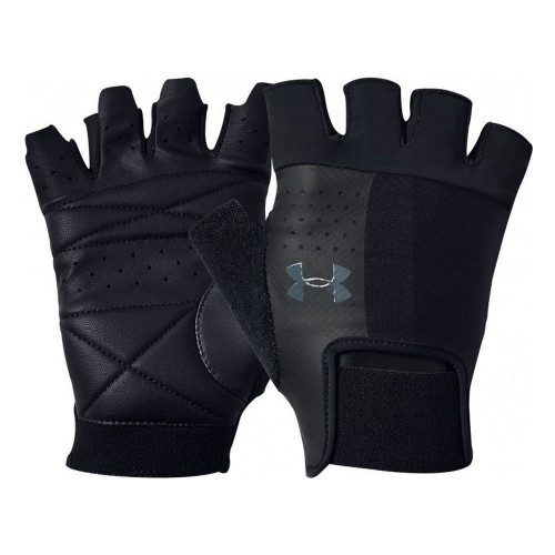 Guantes Under Armour Fitness Training Negro Hombre