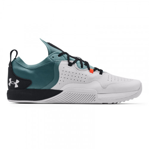 Tenis Under Armour Fitness Tribase Thrive 2 Gris Hombre