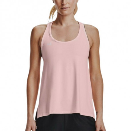 Tank Top Under Armour Fitness Knockout Rosa Mujer