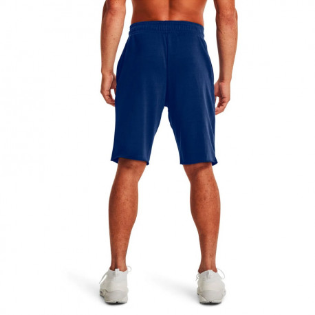 Short Under Armour Fitness Rival Terry Azul Hombre