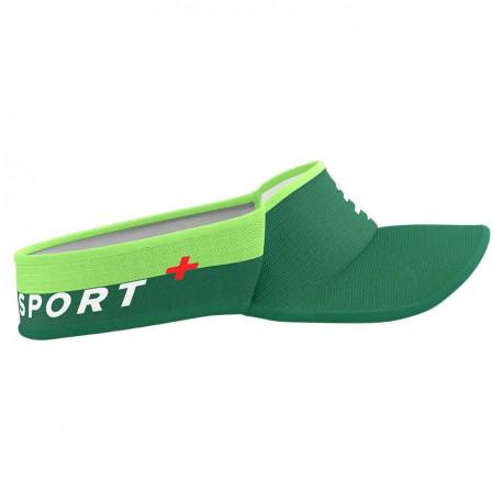 Visera Compressport Running Ultralight Summer Refresh LTD Verde